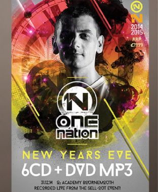 One Nation - New Years Eve 2014/15